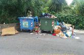 Αγρίνιο: φουλ σκουπίδια κυριακάτικα…