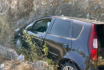 Τραυματίας οδηγός σε τροχαίο στην Κατούνα
