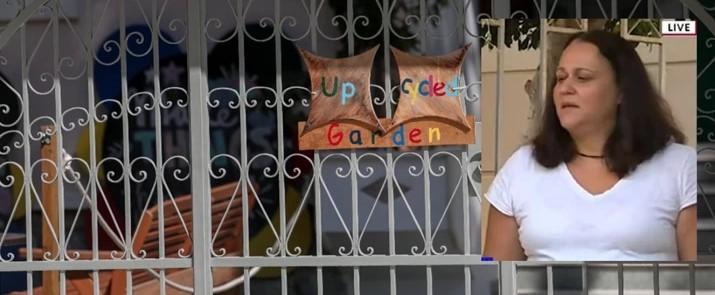 """Οργισμένη η μητέρα του 2χρονου κοριτσιού που το ξέχασαν για ώρες σε σχολικό: """"Είναι στυγνοί εγκληματίες"""