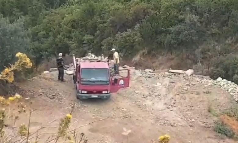 Δήμος Ναυπακτίας: Παράνομη εναπόθεση μπαζών από όχημα της ΔΕΥΑ καταγγέλλει δημοτικός σύμβουλος