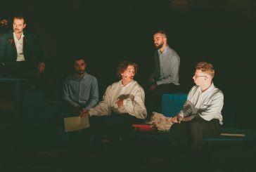 Στο Μεσολόγγι το θεατρικό έργο του Τηλέμαχου Τσαρδάκα «LordByron: Ποιήματα στη λάσπη»