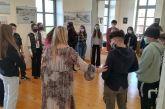 Μαθητές της Αιτωλοακαρνανίας ξεναγήθηκαν στο «Κτίριο Χρυσόγελου, κέντρο πολιτισμού και τέχνης»