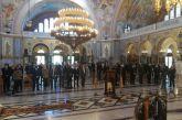 Τον προστάτη της Άγιο Αρτέμιο γιόρτασε η Αστυνομία και σε Αγρίνιο-Μεσολόγγι