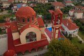 Βίντεο: Ο επιβλητικός Ναός του Αγίου Δημητρίου στο Καινούργιο