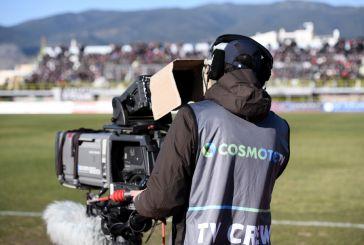 Στην Cosmote TV το Κύπελλο Ελλάδος- Τηλεοπτικό το Παναχαϊκή-Παναιτωλικός