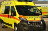 Έρχεται το νέο ασθενοφόρο στο Κέντρο Υγείας Χαλκιόπουλου