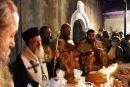 Πανηγυρικός εσπερινός στην Ιερά Μονή Αγίου Δημητρίου Παλαίρου