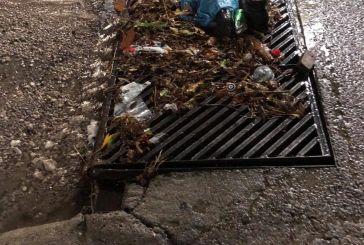 Οδός Ρίτσου-Αγρίνιο: το αποτέλεσμα ενός ακαθάριστου φρεατίου (βίντεο)