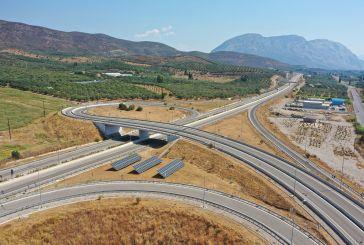 Ιόνια Οδός: Φωτοβολταϊκό πάρκο στον ανισόπεδο κόμβο Μεσολογγίου