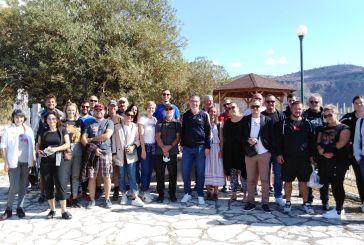 Αιτωλικό: Επίσκεψη Αλιέων & Ιχθυολόγων από την Κροατία στο Κέντρο Πληροφόρησης του Φορέα Διαχείρισης