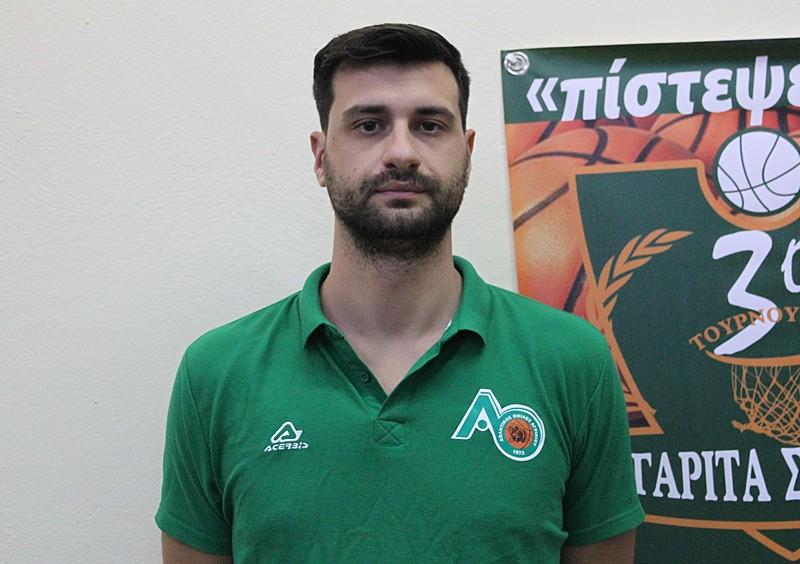 Α2 Μπάσκετ: Ο αρχηγός του ΑΟ Αγρινίου, Δημήτρης Μήτσου για το πρώτο τζάμπολ της σεζόν