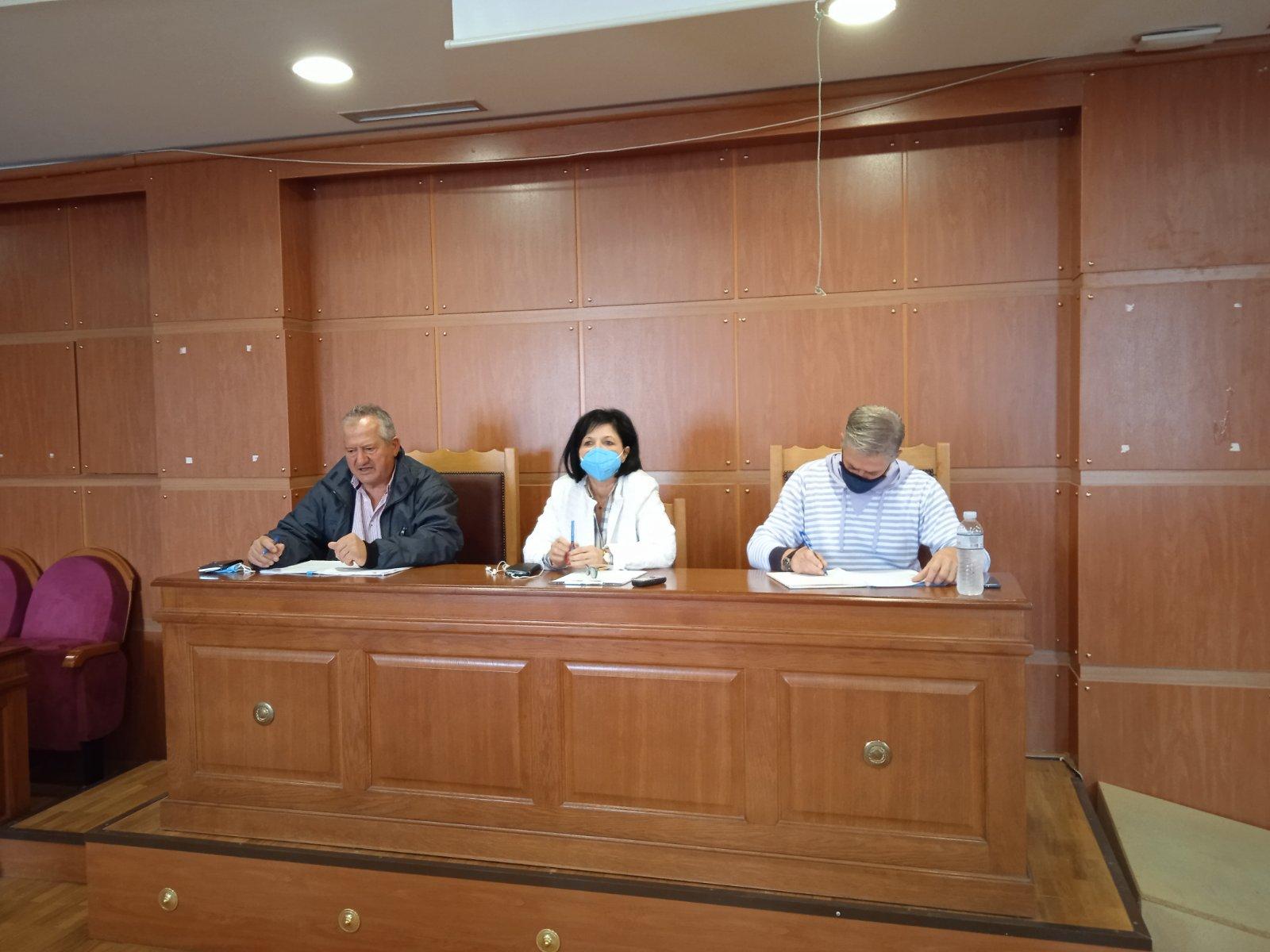 «Μπάλλος»: Συνεδρίασε το Συντονιστικό Πολιτικής Προστασίας της Π.Ε. Αιτωλοακαρνανίας