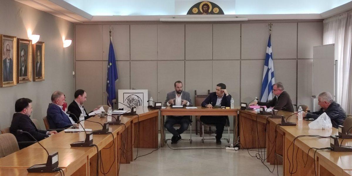 Ν. Φαρμάκης: «Είμαστε κάθετα αντίθετοι στην ΜΠΕ για το Υδροηλεκτρικό της Μεσοχώρας στον Αχελώο»