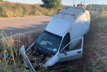 Ηλικιωμένη έχασε τη ζωή της σε εκτροπή οχήματος στη Γουριώτισσα