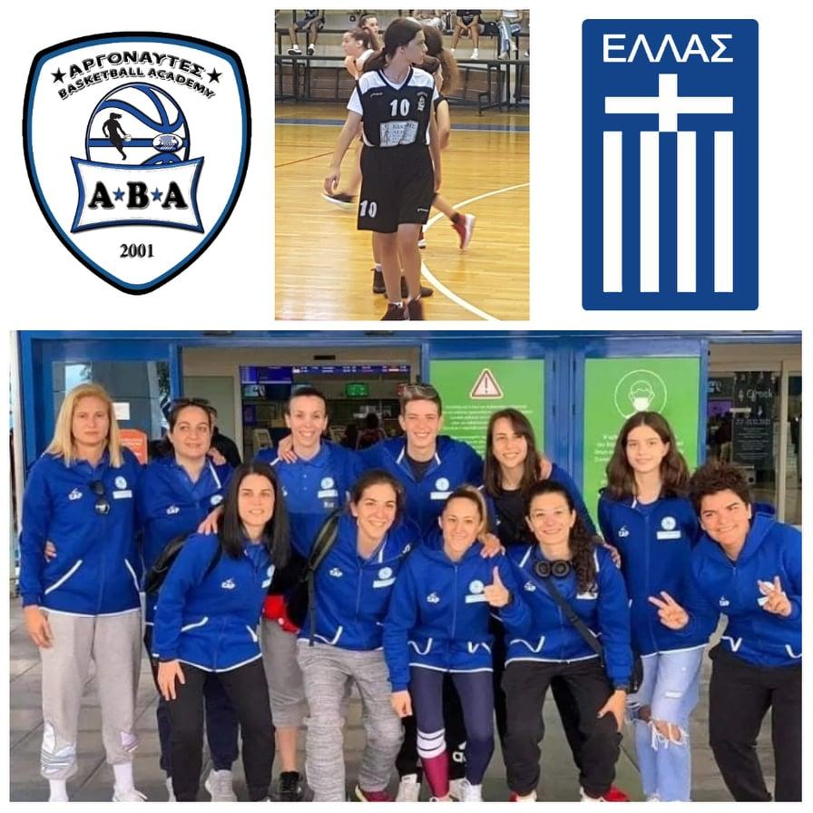 Αγρινιώτισσα στην Εθνική ομάδα μπάσκετ κωφών γυναικών