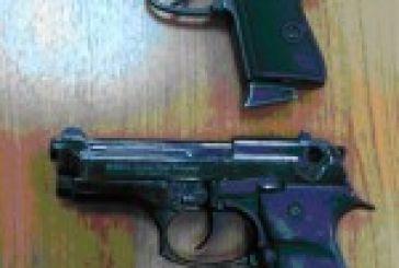 Σύλληψη στο Καινούργιο για παράνομη οπλοφορία