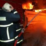 Αγρίνιο:Φωτιά σε υποσταθμό της ΔΕΗ σε σχολείο