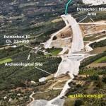 Έρευνα: Πλήρης εικόνα της Ιονίας Οδού στην Αιτωλοακαρνανία από ψηλά